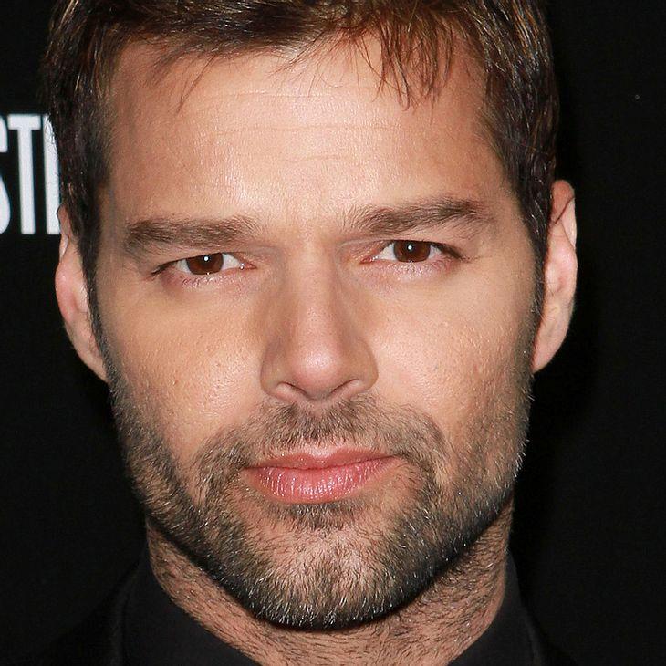 Ricky Martin gibt Elton John Vater-Tipps