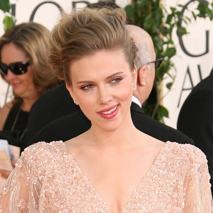Scarlett Johansson singt für Dokumentation eines Freundes