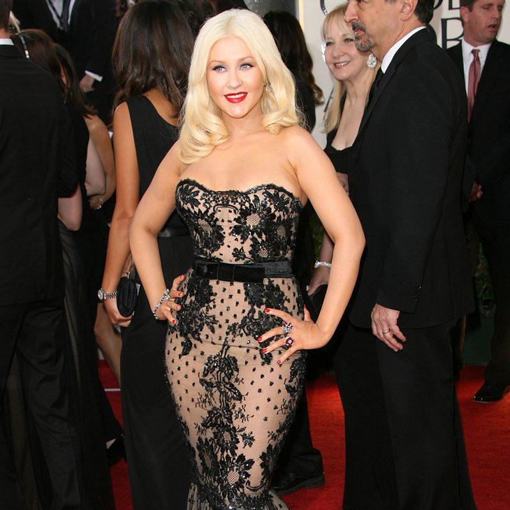 Christina Aguileras Scheidung ist durch