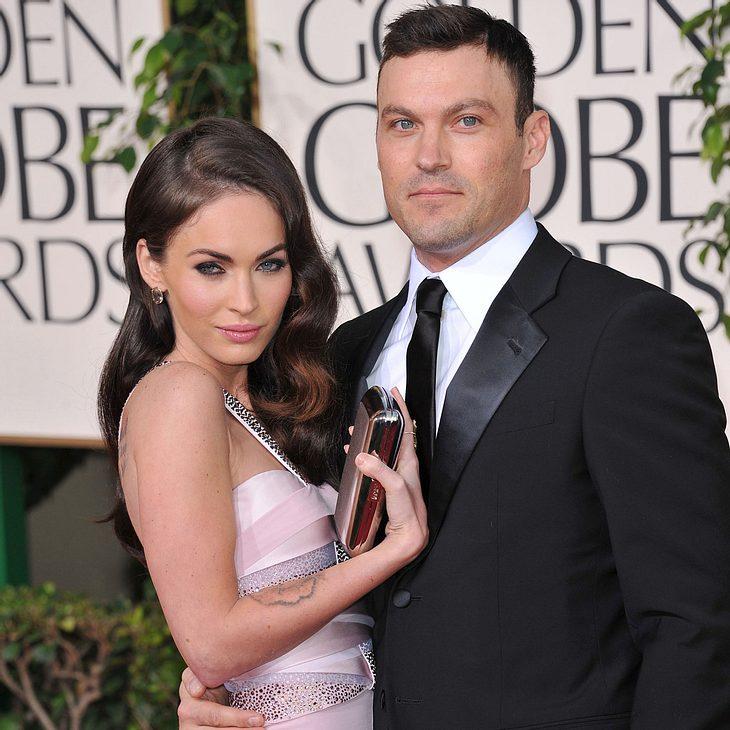 Megan Fox und Brian Austin Green werden wieder Eltern