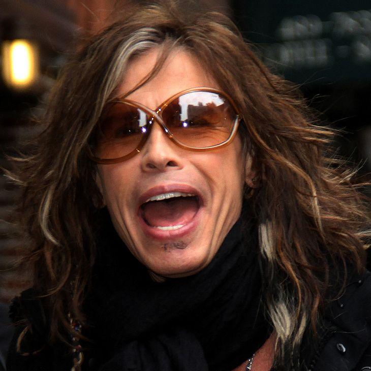 Jennifer Lopez ist begeistert von Steven Tyler