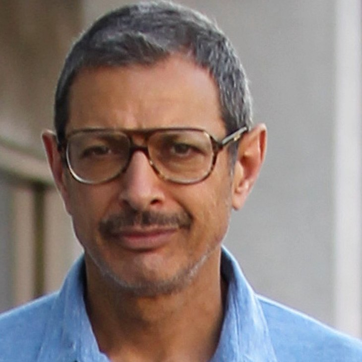 Jeff Goldblum: Neue Freundin