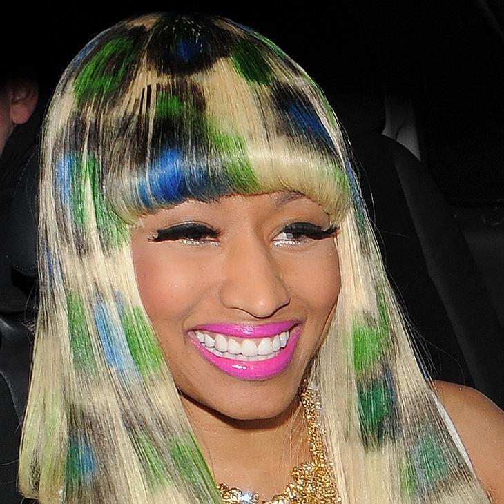 Nicki Minaj: Geschockt von britischen Fans