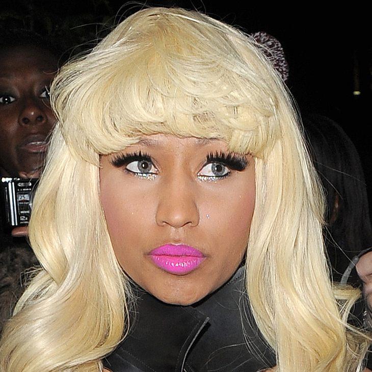 Nicki Minaj: Ärger vor dem Buckingham Palace