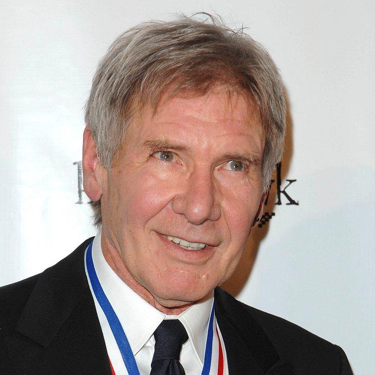 Harrison Ford überrascht von Schweizer Filmpreis