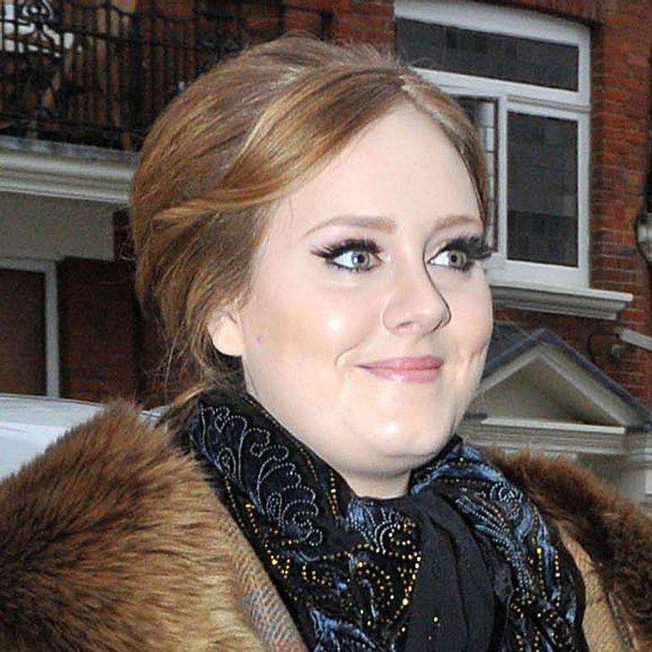 Adele will nicht so berühmt werden wie Lady Gaga