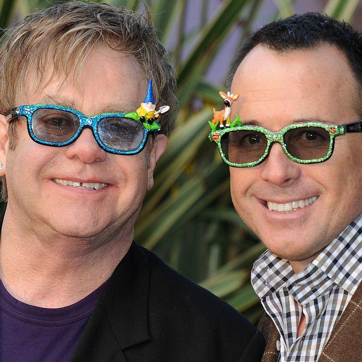 """Elton John: 11 Jahre für """"Gnomeo und Julia"""""""