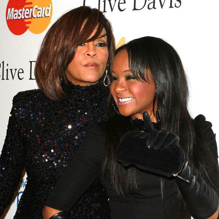 Whitney Houston und ihre Tochter Bobbi