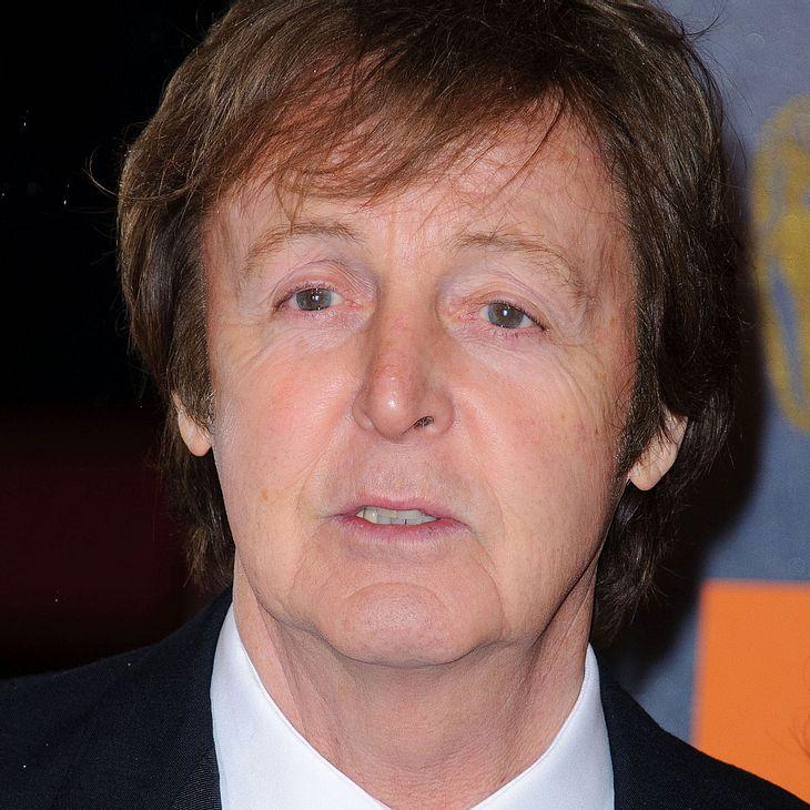 Paul McCartney weckt Astronauten