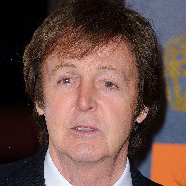 Paul McCartney eröffnet Olympische Spiele