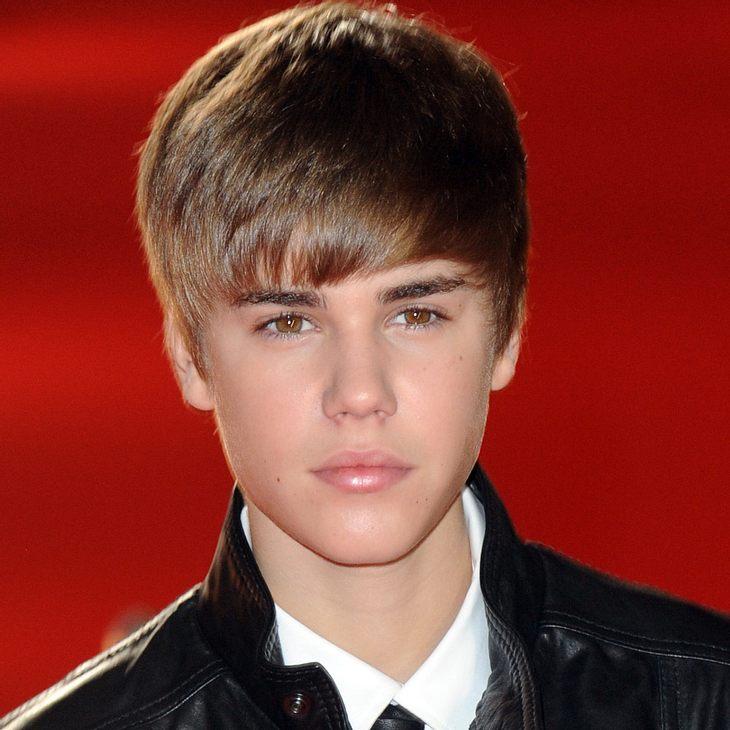 Justin Bieber spendet seine Haare