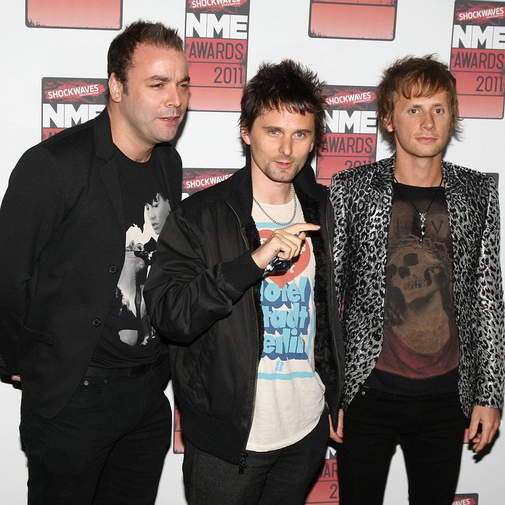 Muse: Beste Band beim Glastonbury Festival