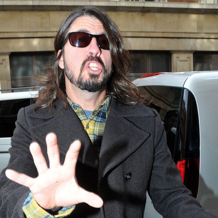 Foo Fighters haben ihr erstes No.1-Album