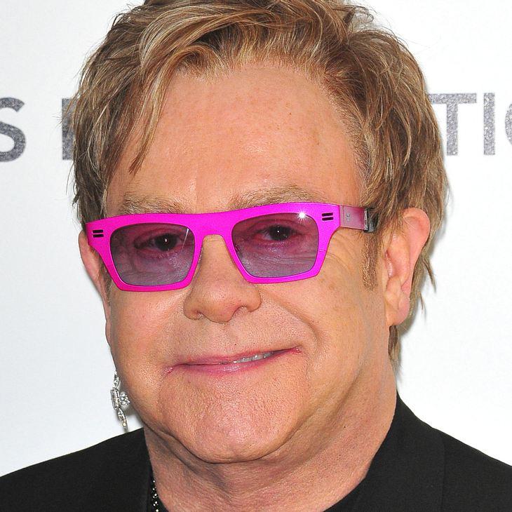 Elton John lobt Lily Allen