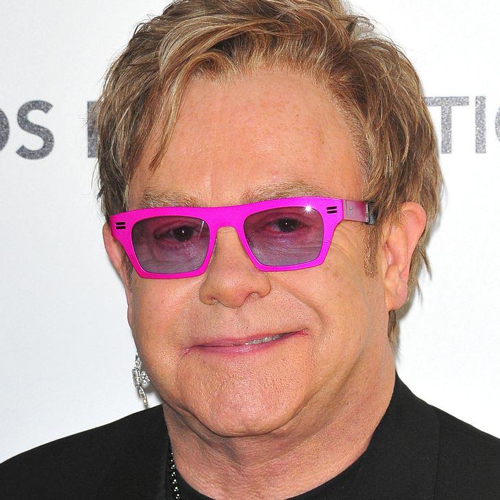 Elton John: Neue Show in Las Vegas feiert Premiere