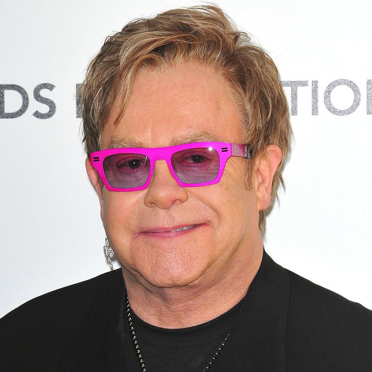 """Elton John: Gastauftritt bei """"Glee""""?"""
