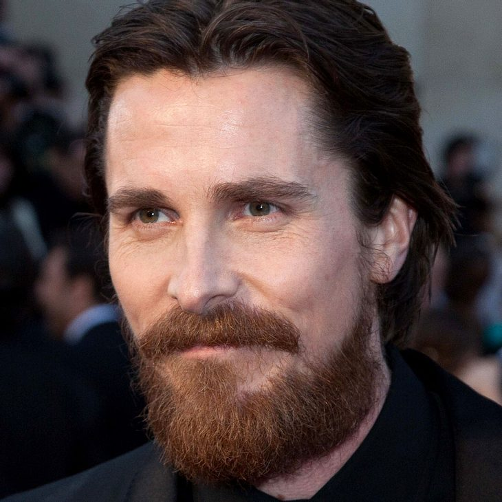 "Christian Bale: Als ""Batman"" taub"