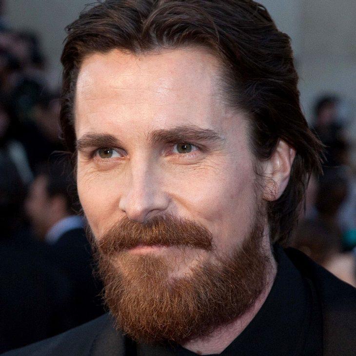 """Christian Bale: Als """"Batman"""" taub"""