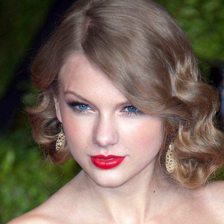 """Taylor Swift frisch verliebt in """"Glee""""-Star?"""