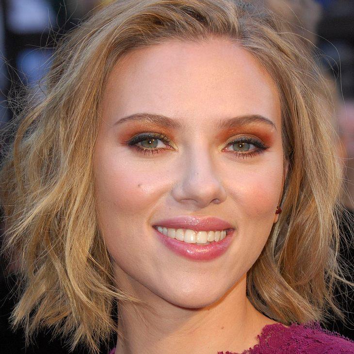 Scarlett Johansson: Duett mit Serge Gainsbourgs Sohn