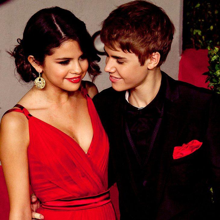 Justin Bieber & Selena Gomez: Romantisches Duett