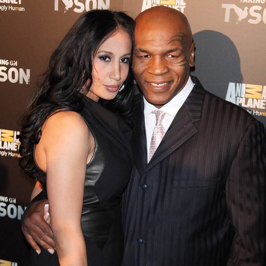 Mike Tyson: Sorge um Ehefrau