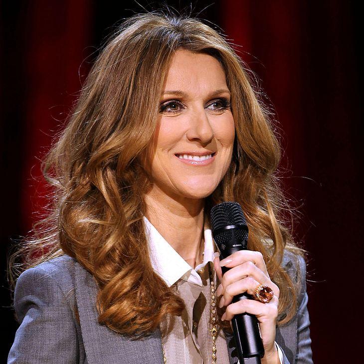 Celine Dion darf wieder sprechen