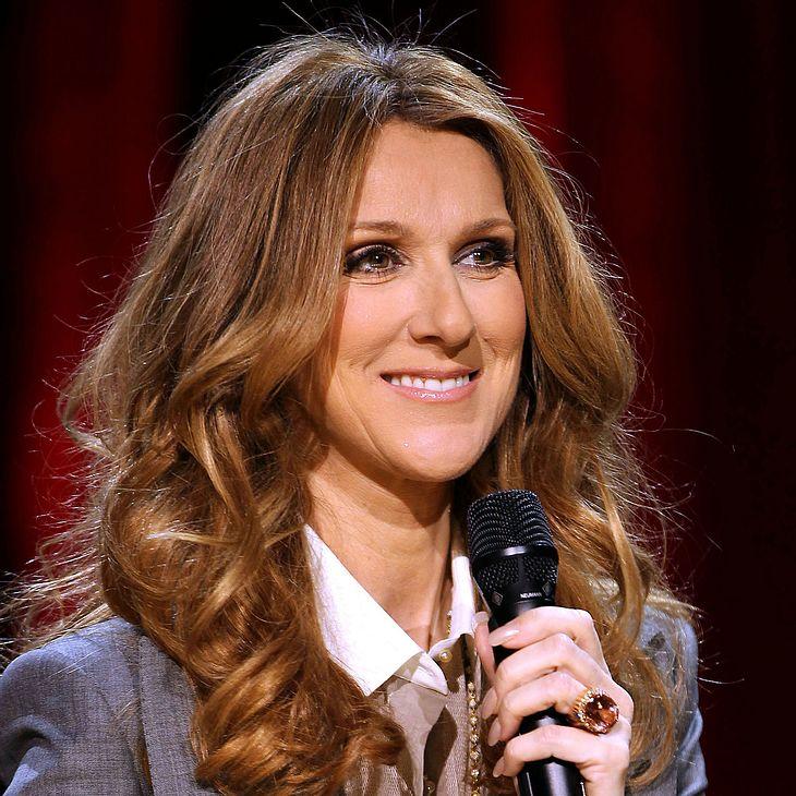Celine Dion beeindruckt in Las Vegas