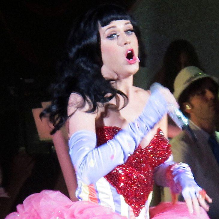 Katy Perry verkauft Bühnenoutfit für den wohltätigen Zweck