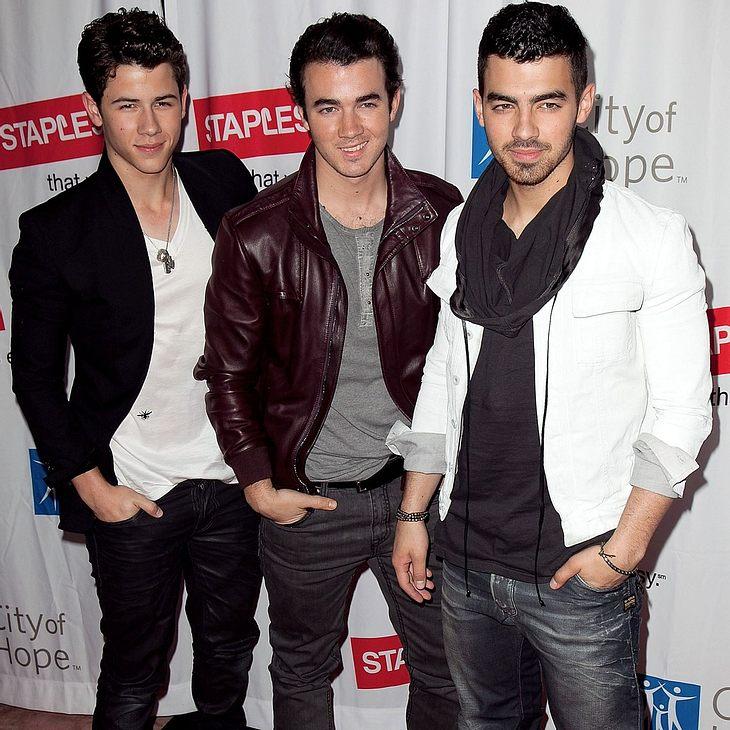 Jonas Brothers: Gemeinsame Reality-Show