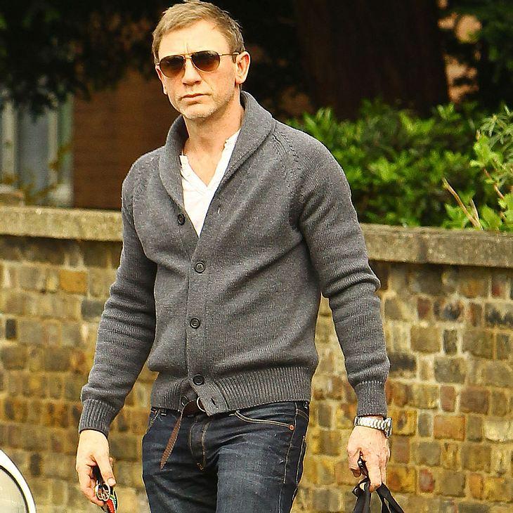 "Daniel Craig zu alt als ""Bond""?"