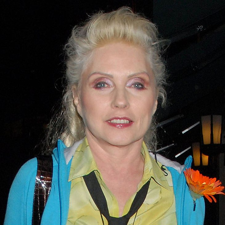 Debbie Harry: Adoption mit 65?