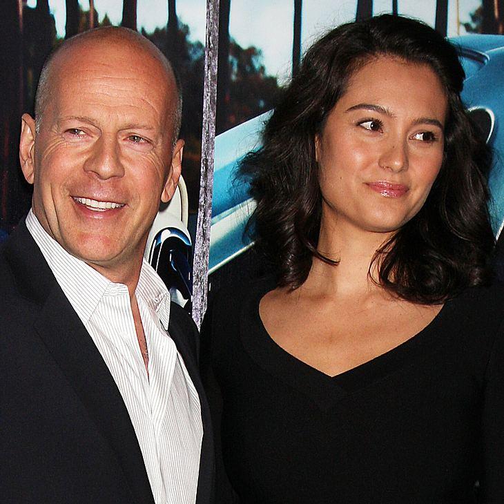 Bruce Willis: Es wird ein Mädchen