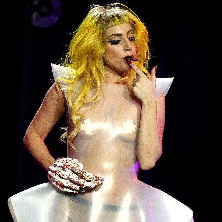 Lady Gaga will jetzt auch schauspielern