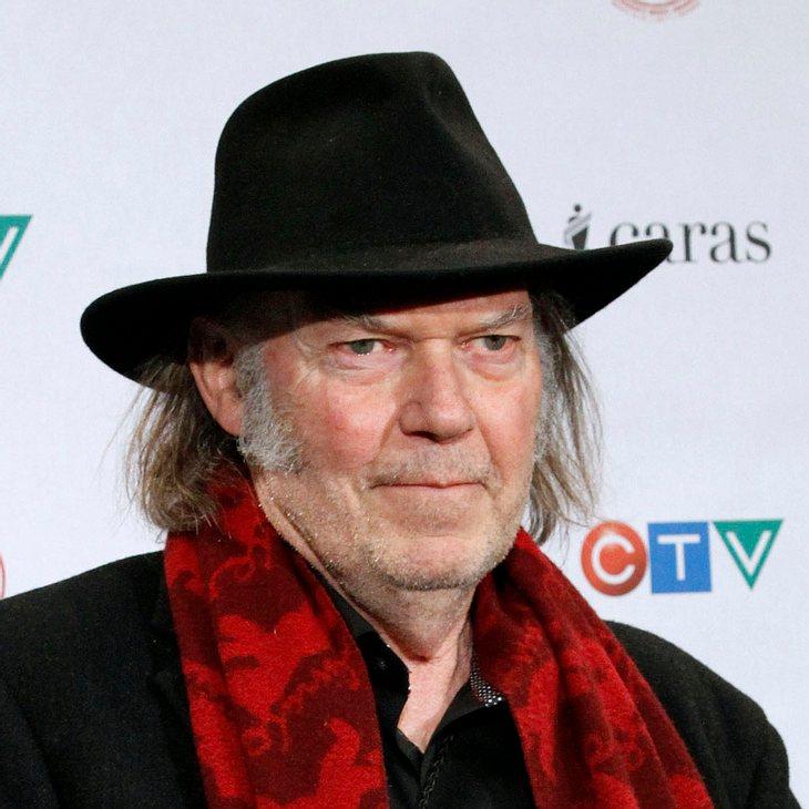 Neil Young schreibt seine Memoiren