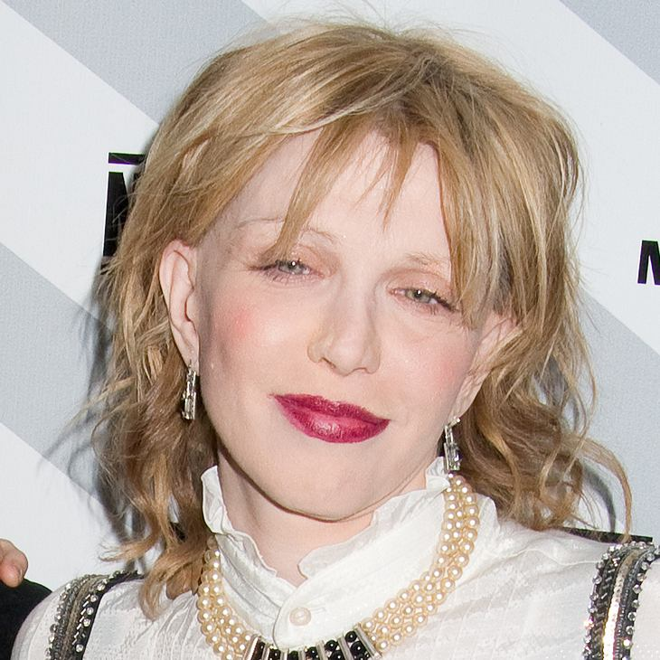 Courtney Love hat einen Twitter-Aufpasser
