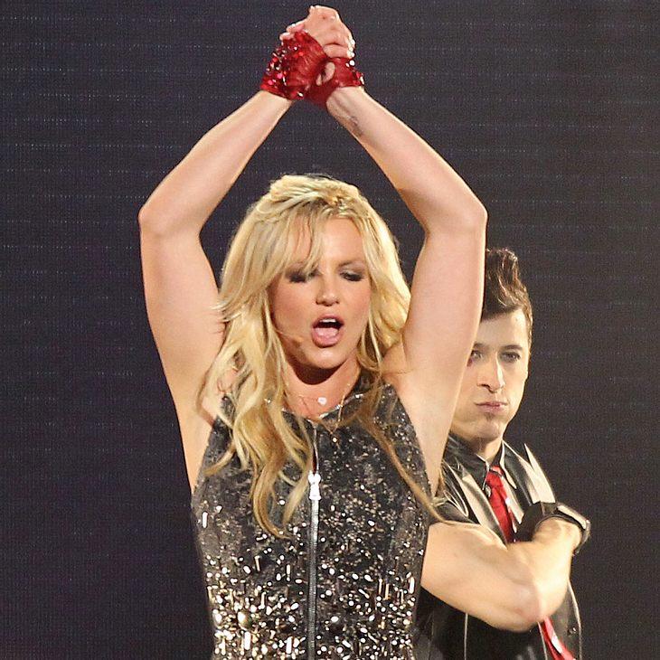 Britney Spears geht mit Nicki Minaj auf Tour!