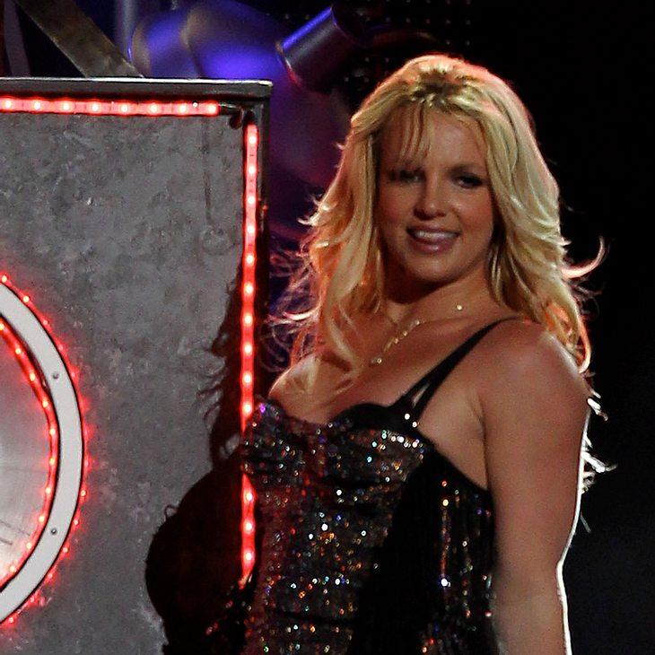 Britney Spears hat ein Auge auf Usher geworfen