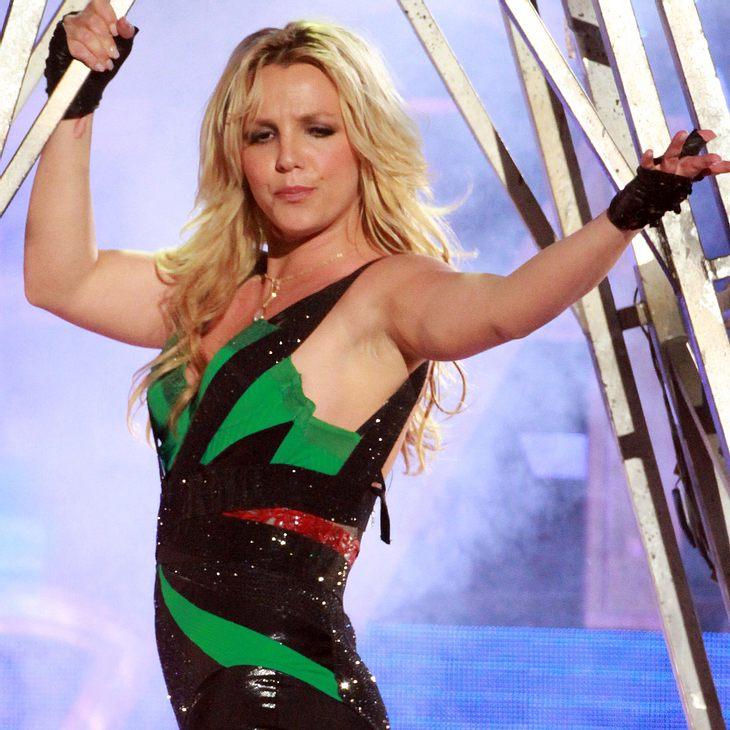 Britney Spears nimmt ihre Söhne mit auf Tour