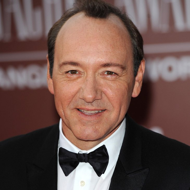 Kevin Spacey: Casting per Twitter