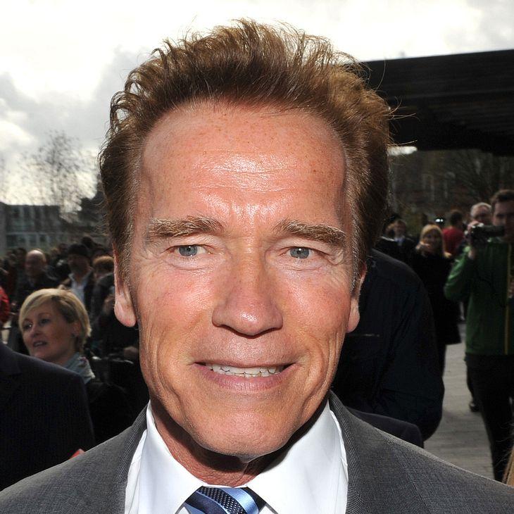 Arnold Schwarzenegger: Heimliches Kind