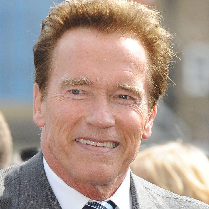 Arnold Schwarzenegger ändert Scheidungspapiere
