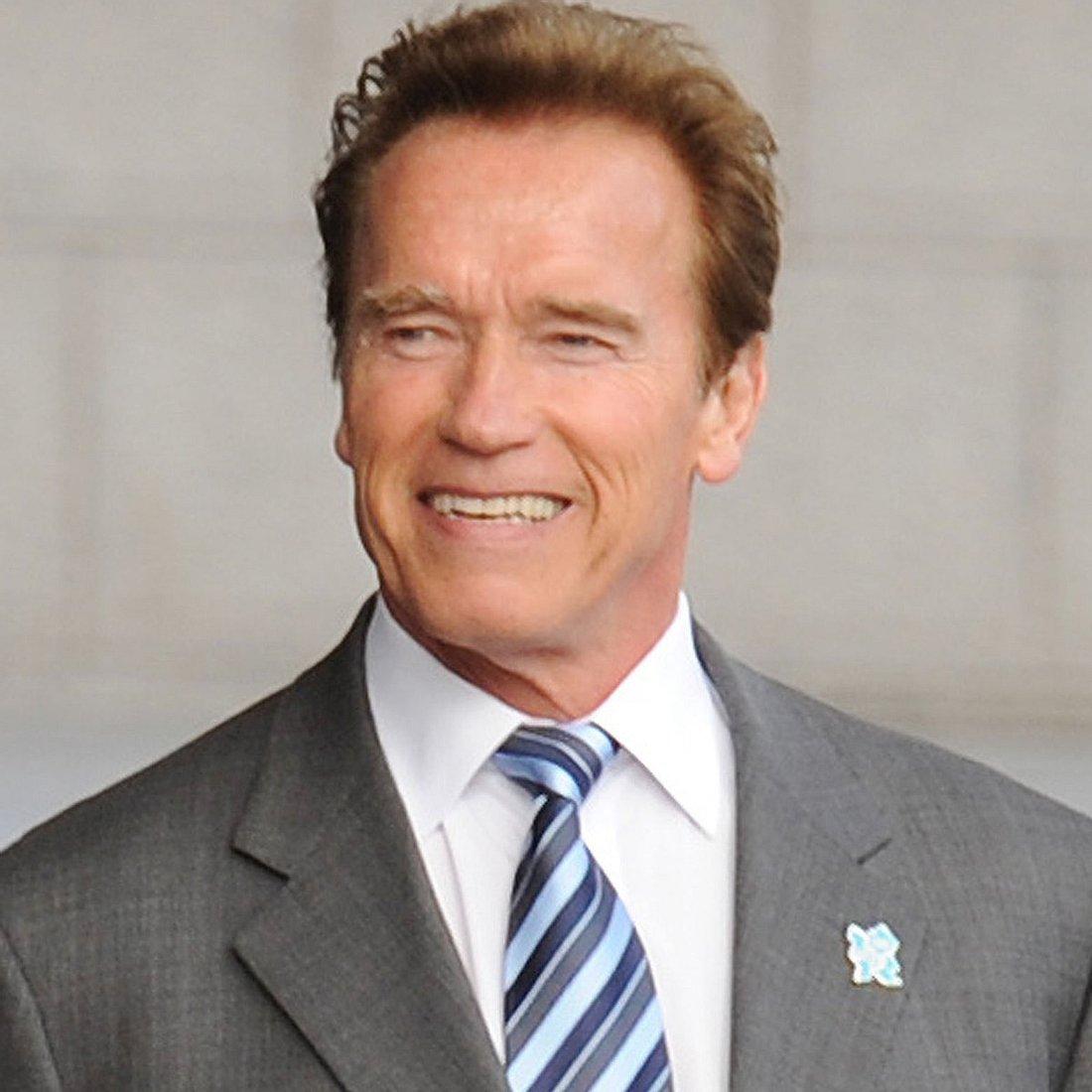 Arnold Schwarzenegger steht ein Rosenkrieg bevor