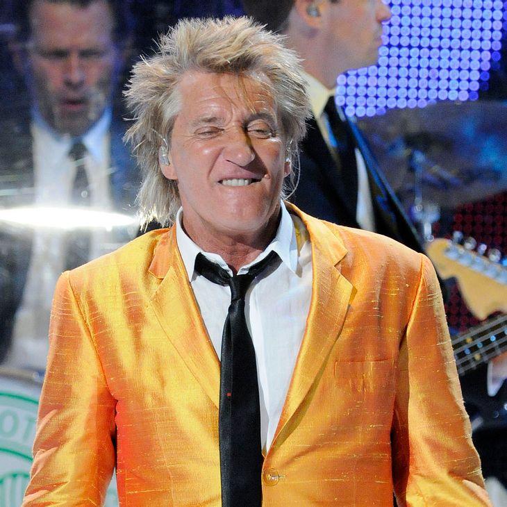 Rod Stewart bekommt eigene Show in Las Vegas