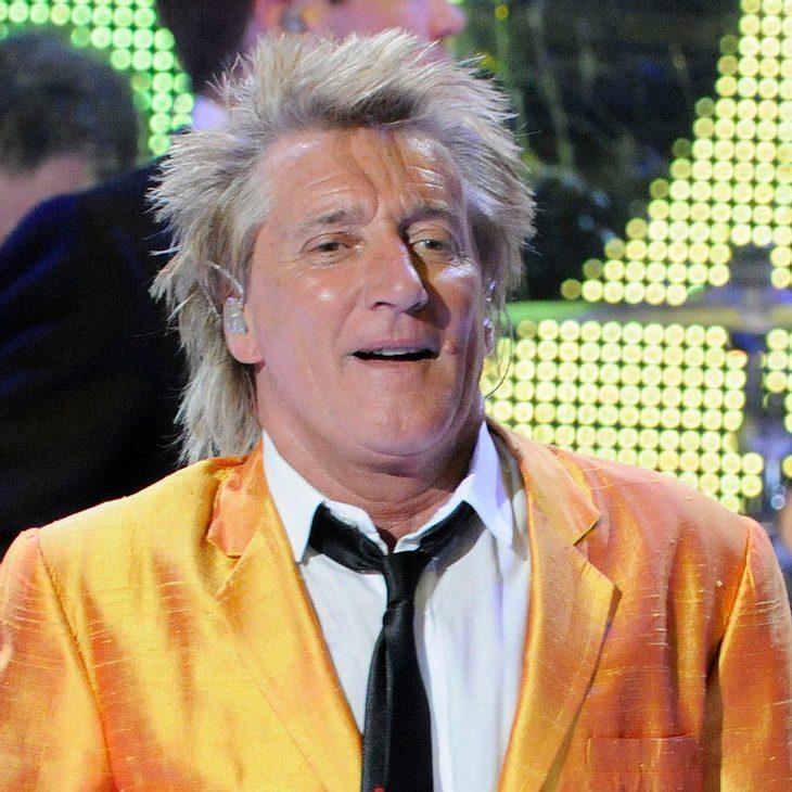 Rod Stewart: Getrennte Schlafzimmer