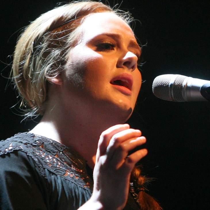 "Adele: Platz 1 im ""Rolling Stone"""