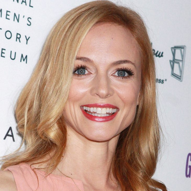 Heather Graham: Bei Bahamas Film Festival geehrt