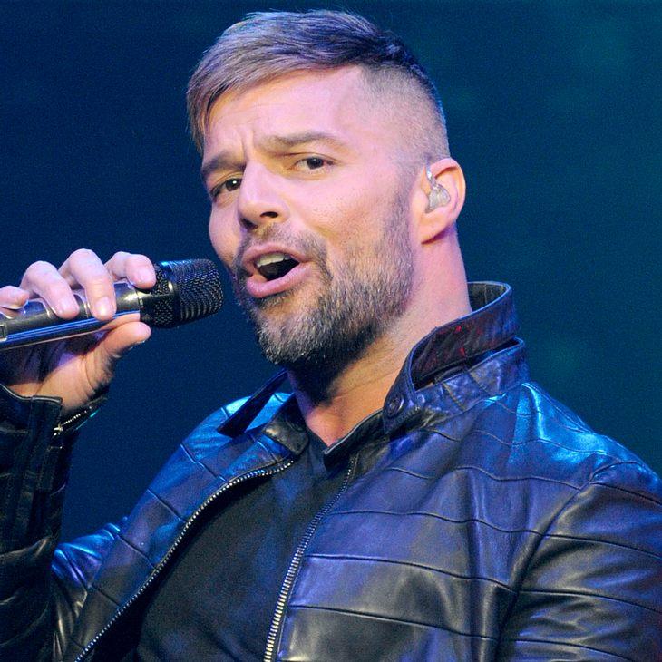 Ricky Martin will nicht heiraten