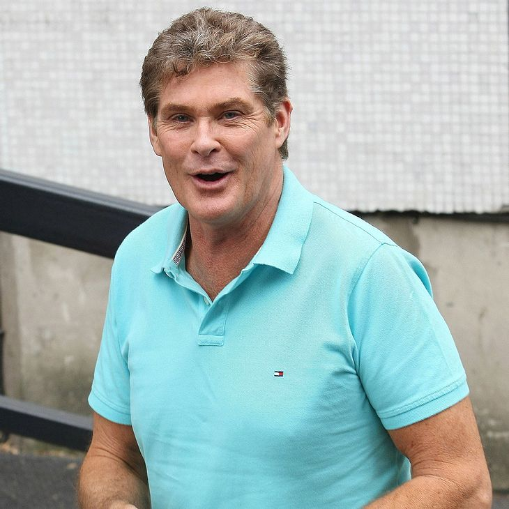 "David Hasselhoff zieht ins ""Promi Big Brother"" Haus"
