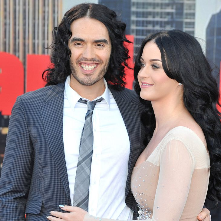 Russell Brand will mit Katy Perry drehen